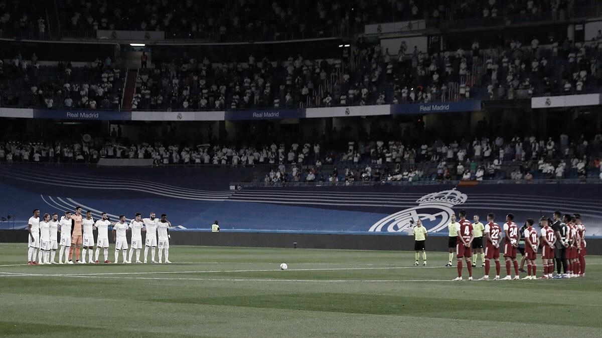 Homenajes para los fallecidos por Covid-19   Foto: <b><a href='https://vavel.com/es/data/real-madrid'>Real Madrid</a></b>