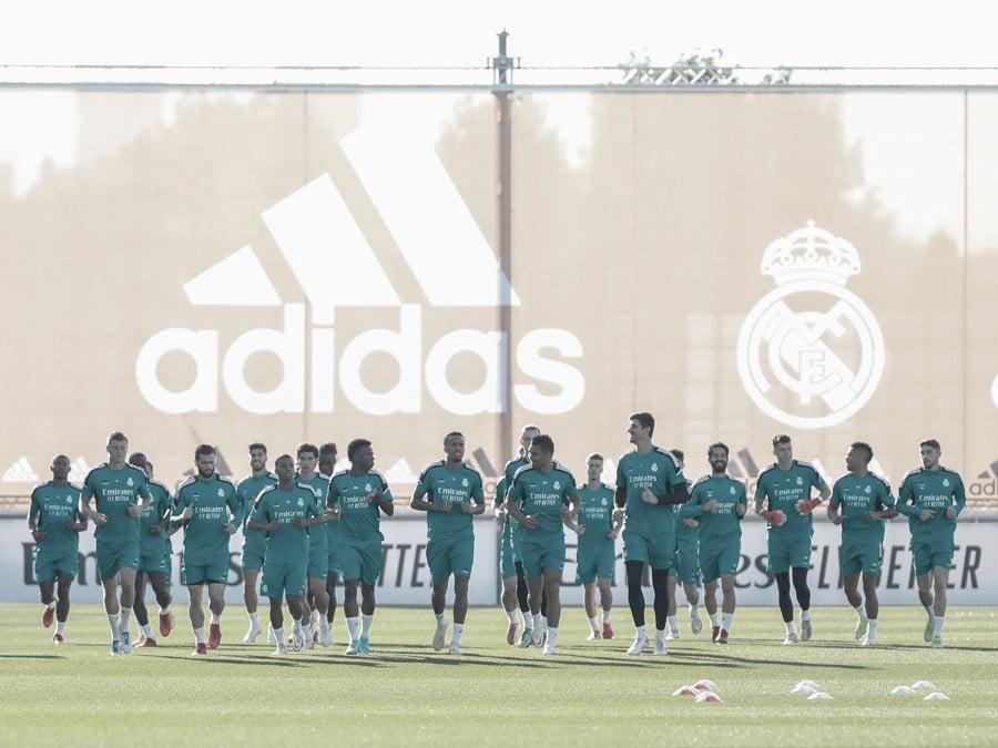 Reina la confianza en el Madrid | Foto: Real Madrid