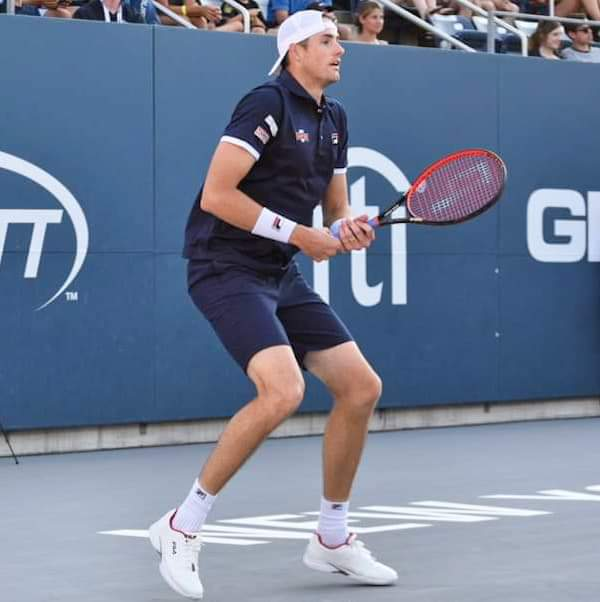 Isner was the lone bright spot on the night for the Empire/Photo: John Lupo/VAVEL USA