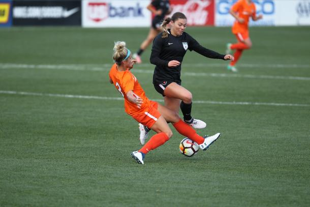 Chicago Red Stars hold on to the win despite back and forth opportunities | Source: Chicago Red Stars Twitter