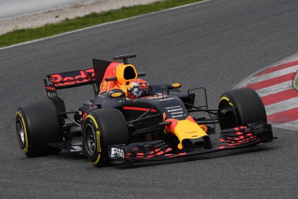 La Red Bull di Max Verstrappen | twitter