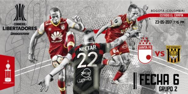 Foto:Independiente Santa Fe