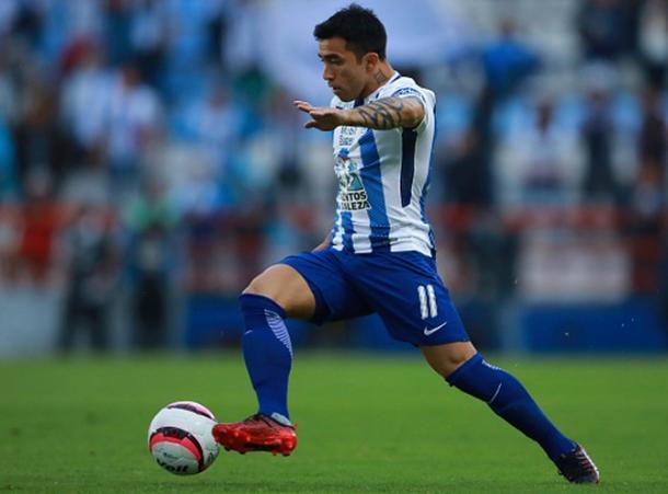Pachuca golea a Veracruz y Keisuke Honda debuta con gol