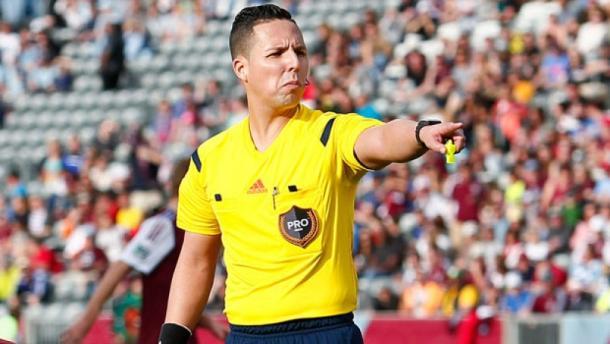 José Carlos Rivero. / Foto: MLS Soccer