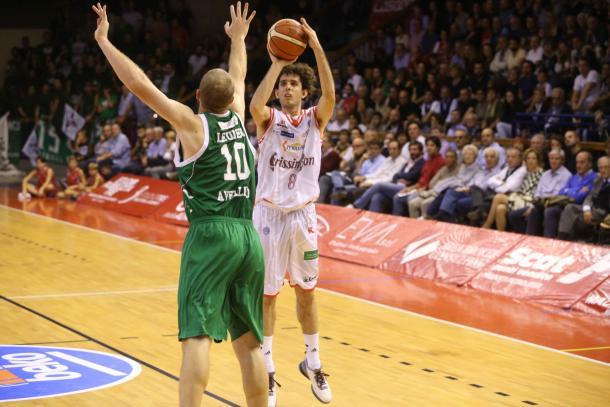 Amedeo Della Valle, guardia di Reggio Emilia - Source: pallacanestroreggiana.it