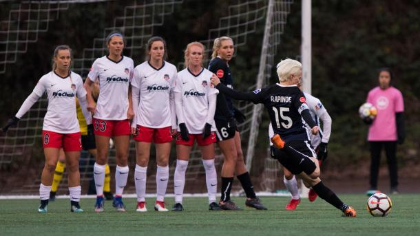 Megan Rapinoe will be returning to star for the Reign this season | source: nwslsoccer.com