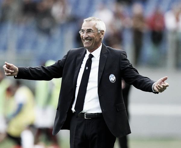 Edy Reja, allenatore dell'Atalanta, torna a Napoli - Source: Getty Image