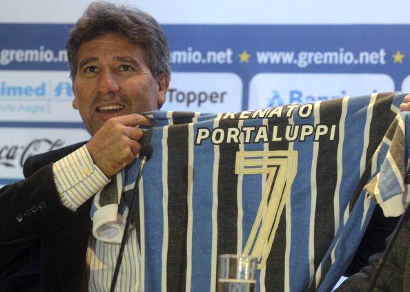 Renato é ídolo da torcida gremista (Foto: Getty Images)