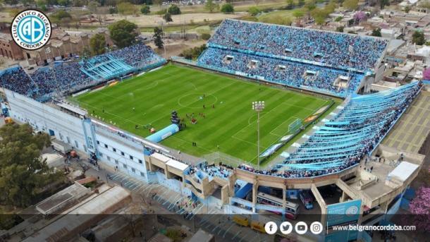 Foto: Belgrano Oficial.