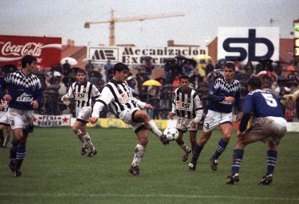 El CD Badajoz contó con Tito Vilanova (fuente hoy,.es)