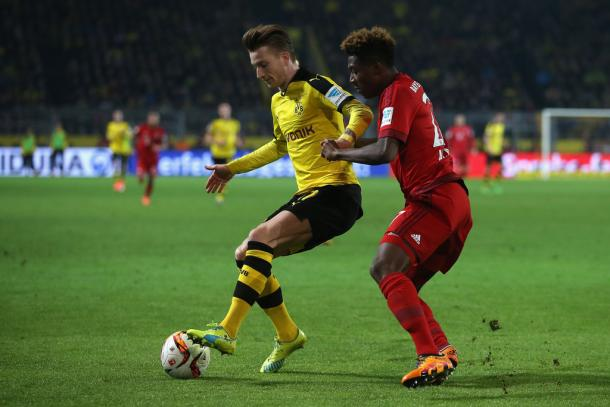 Would Reus' place in the team be justified? (photo: getty)