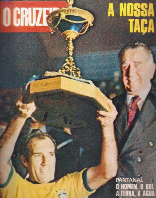 Reprodução/Revista O Cruzeiro