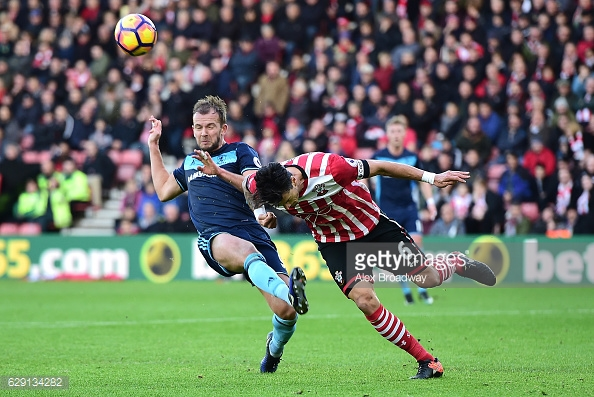 Jordan Rhodes has struggled to break into the Middlesbrough side since helping them to promotion   Photo:GettyImages/Alex Broadway
