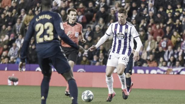 Ricardo de Burgos Bengoetxea./ Foto: Real Valladolid