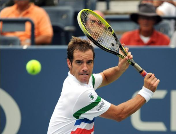 Richard Gasquet may lie in waiting for Berdych (Source: US Open tennis)