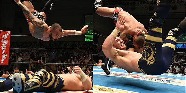 Ospreay fought Ricochet in last year's tournament with the Brit coming out on top | Photo Source: NJPW