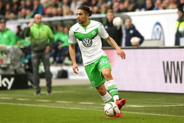 Ricardo Rodriguez in azione, www.bavarianfootballworks.com