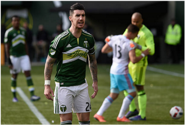 Are we getting close to the end of Ridgewell's Timber career? | Photo: Steve Dykes/Getty Images