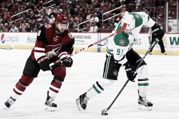  Rieder is a talented forward who can help the Coyotes win. Source: Christian Petersen-Getty Images North America