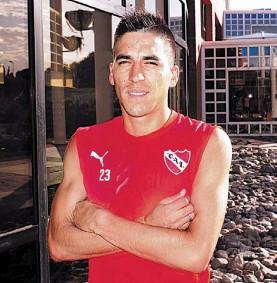 Independiente compró el 50 por ciento del pase del delantero y estará en el Rojo por cuatro años y medio.