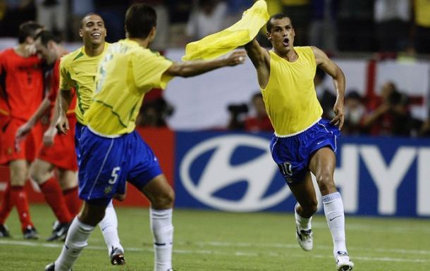 Rivaldo foi um dos grandes destaques do Brasil na Copa do Mundo de 2002 e para muitos é injustiçado por ser pouco lembrado (Foto: Getty Images)
