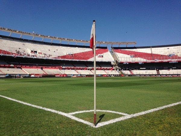 El recinto millonario luce en perfectas condiciones de cara al River - Boca | Foto: Twitter Oficial River Plate