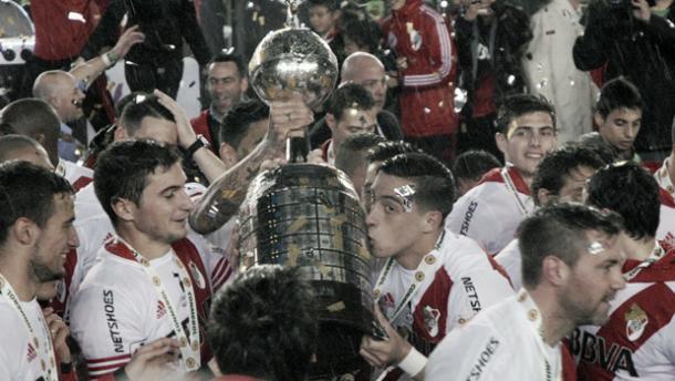 River consiguió la tercera Copa Libertadores de su historia | Foto: River