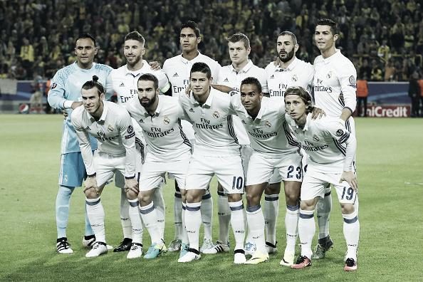 Seria este o melhor Real Madrid da história? (Foto: Vi-Images/ Getty Images)