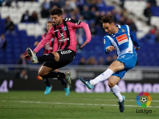 Tenerife bem que tentou, mas não conseguiu surpreender | Foto: Divulgação/La Liga