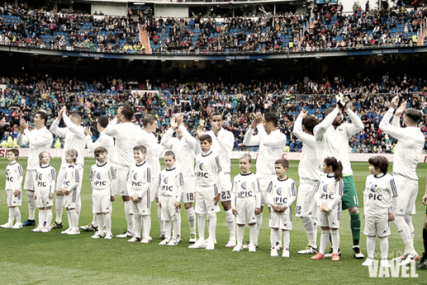 Real Madrid en Champions | FOTO: VAVEL