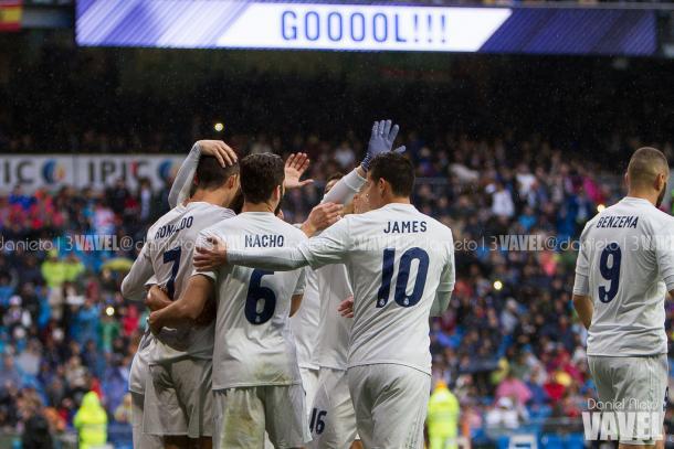 El Real Madrid se impuso por 2-1 al Sporting de Gijón el pasado fin de semana   Foto.
