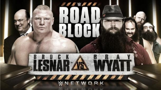 The advertised match never happened at Roadblock. Photo-YouTube.com