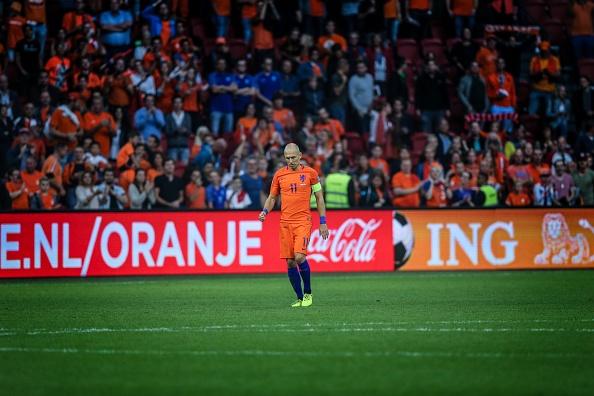 A missão da Holanda de Robben é complicadíssima (Foto: VI-Images/Getty Images)