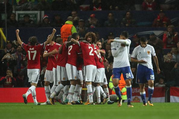 United larga na frente e assume liderança do Grupo A | Foto: Robbie Jay Barratt - AMA via Getty