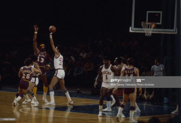 Robertson y Kareem cambiaron la historia de los Bucks / Getty Images