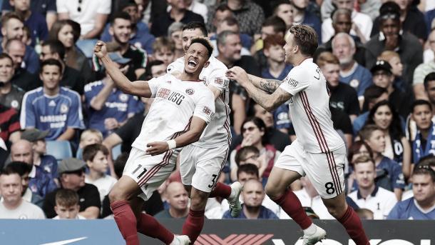 Robinson recorta diferencias./ Foto: Premier League