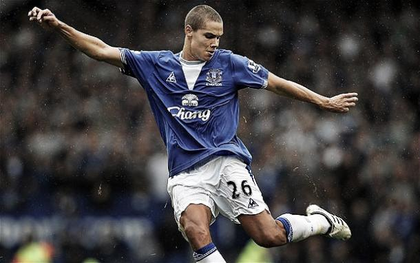 Rodwell has never returned to the form that saw him tipped as a future England star whilst on Merseyside. (Photo: Telegraph)