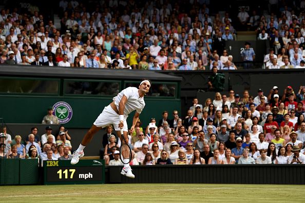 The former world number one is the favourite to win Wimbledon in 2017 (Photo by Shaun Botterill / Getty)