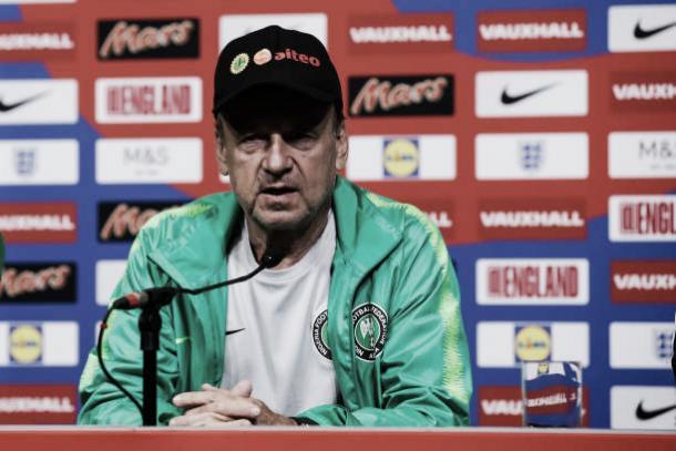 Gernot Rorh disputará a primeira copa da sua carreira. (Fonte: Getty Images)