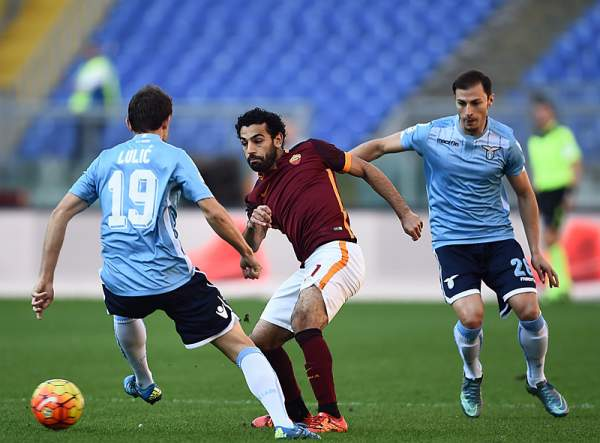 L'ultimo derby terminò 2-0 per i giallorossi | Foto: Getty images
