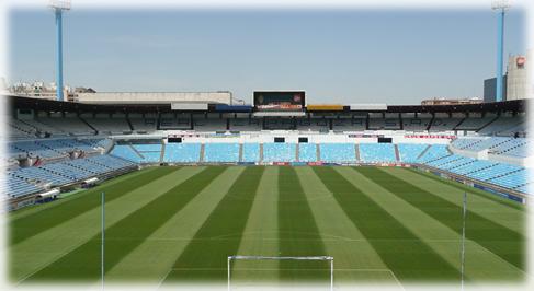 Estadio de La Romareda   Foto: Real Zaragoza