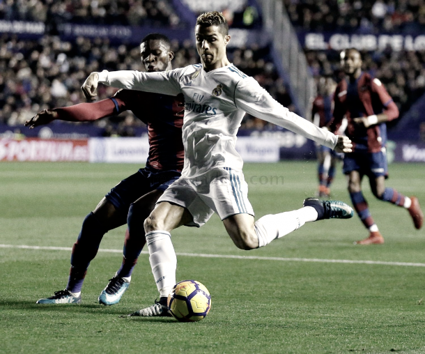 resumen betis 3 5 real madrid en la liga 2018