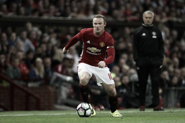 Rooney es uno de los jugadores que venció al Olympique de Marsella | Foto: Manchester United