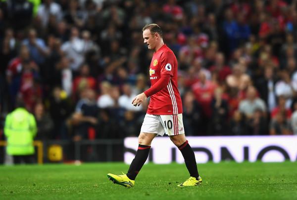Rooney volta a ser peça importante dos Red Devils (Foto: Michael Regan/Getty Images)