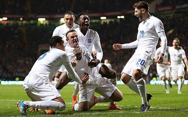 La gioia degli inglesi. Fonte: telegrpah.uk