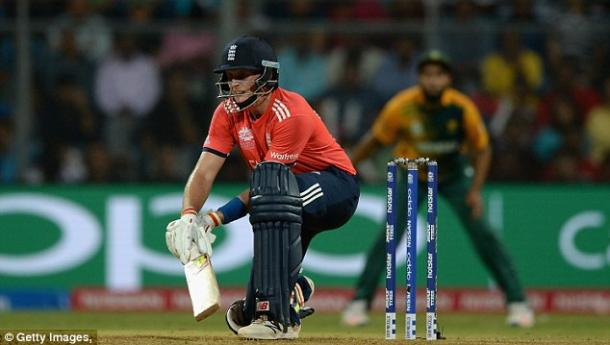 Root played a number of superb strokes during his innings (photo: Getty Images)