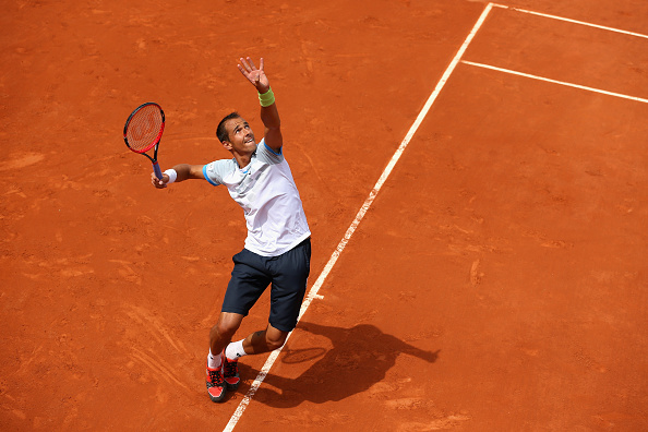Rosol reaches a semifinal for the first time since 2014 (Photo: Getty Images/Clive Brunskill)