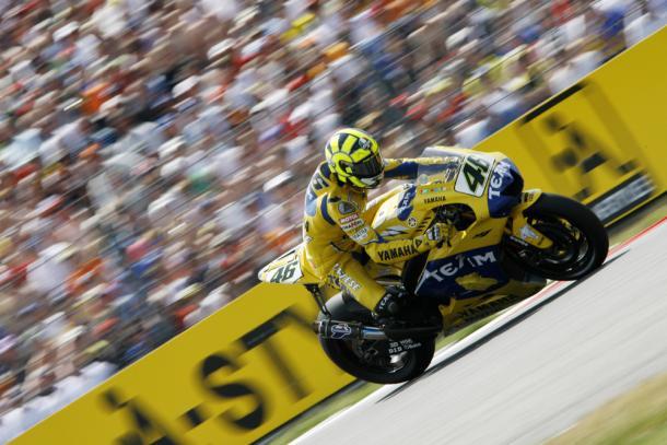 Rossi en 2006 | Foto: valentinorossi.com