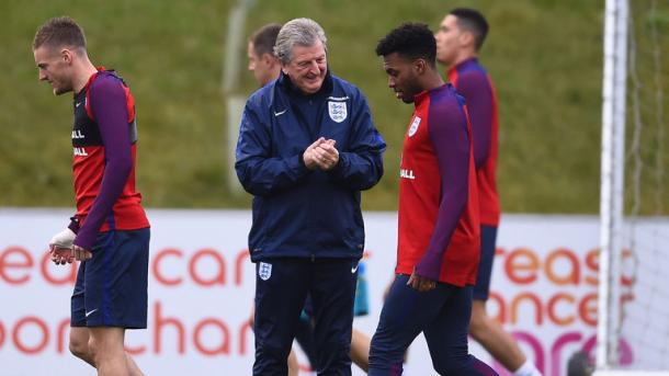 Roy Hodgson faces a conundrum over selecting injury-stricken Daniel Sturridge. Source: Sky Sports