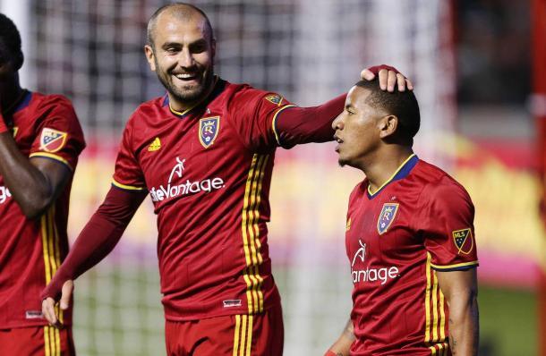 Real Salt Lake could not find a goal. | Photo: Jeffrey D. Allred, Deseret News